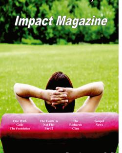 Impact Magazine – July 2009