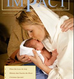 Impact Magazine – December 2012
