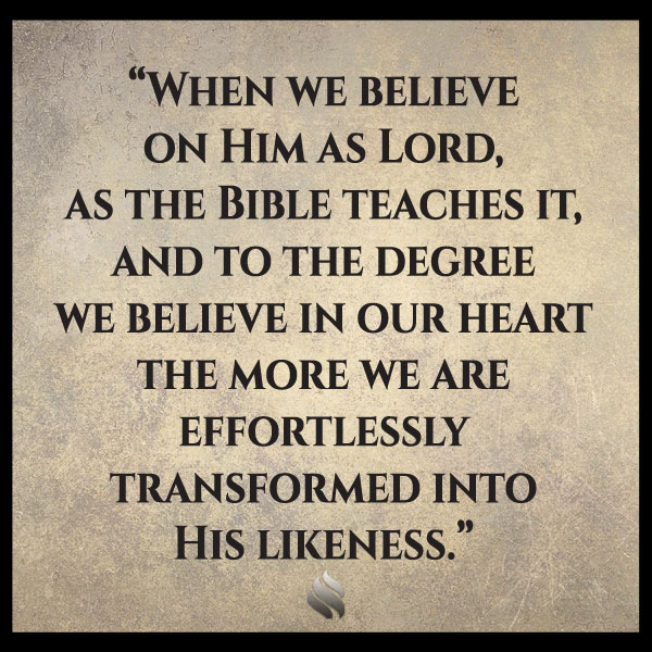 Am I really supposed to believe that I can do the same things as Jesus? He was the Son of God!