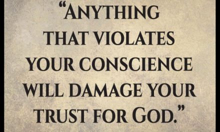 What do you think is most damaging to faith?