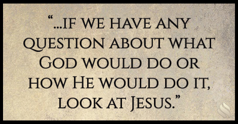Do you see God when you look at Jesus?