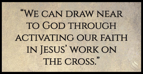 If Christ will never leave me why do I need to draw near to Him?
