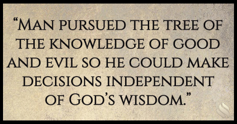 Does the Bible imply knowledge is dangerous?