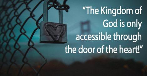 Repentance Reveals the Door to the Kingdom