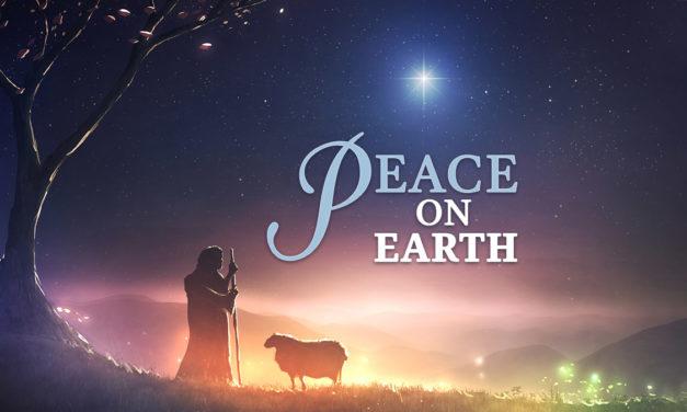 2. Peace On Earth